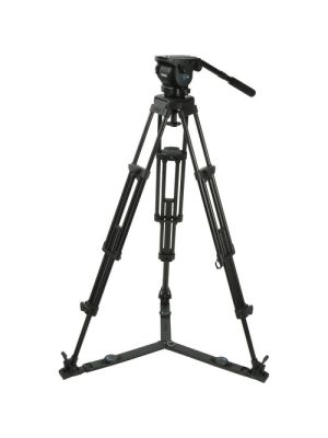 Vinten Vision blue5 Pozi-Loc Tripod With Head and Floor Spreader