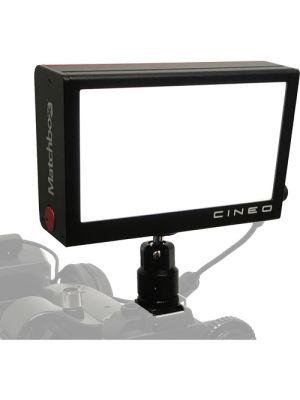 VariZoom Cineo Matchbox On-Camera RPT Light with Shoe Mount