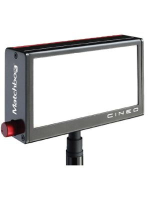 VariZoom Cineo Matchbox Bundle with Full Battery Kit, Shoe Mount, and Soft Case