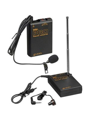 WR-Pro receiver and WL/T-Pro transmitter with EX-503 mic (Frequency F1 187.550MHz F2:187.900MHz)