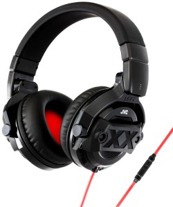 "New ""XX by JVC"" Headphones Arrive — Deliver Hard-Hitting Bass, Aggressive Styling and Durability"