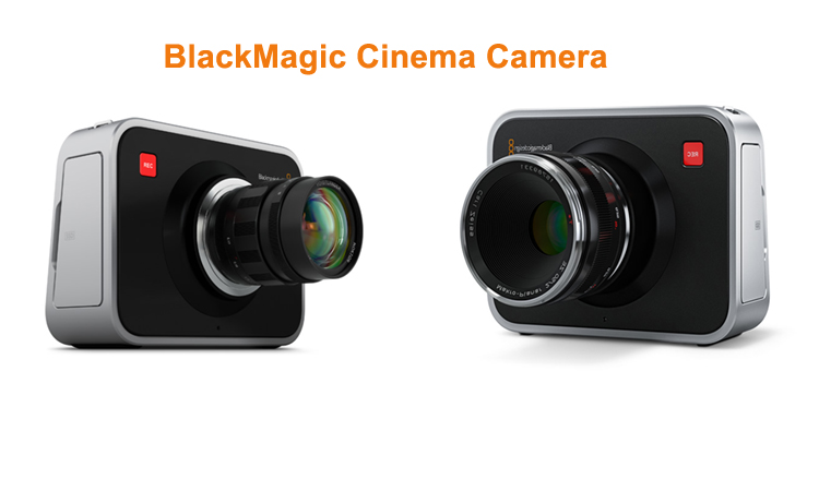 Blackmagic Design Announces New Low Price for Blackmagic Cinema Camera!