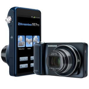 High Quality Live Streaming From Streambox Live Service with Samsung Galaxy Android Camera on Verizon LTE Network