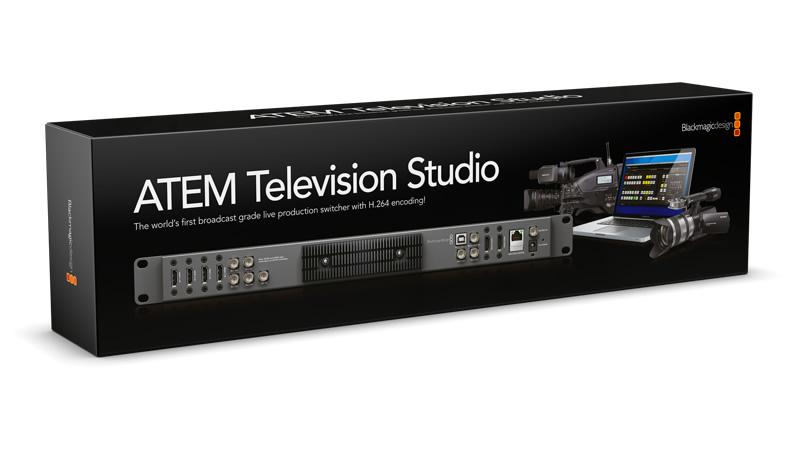 Accelerated Media Technologies Inc Creates WRC's 'Storm Team 4x4' with ATEM Television Studio