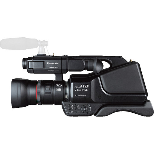 Panasonic AG-AC8PJ camcorder will be delivered in October