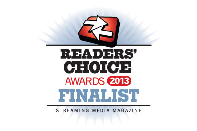 Streambox Avenir Mini made Streambox a finalist in Streaming Media Readers' Choice Awards