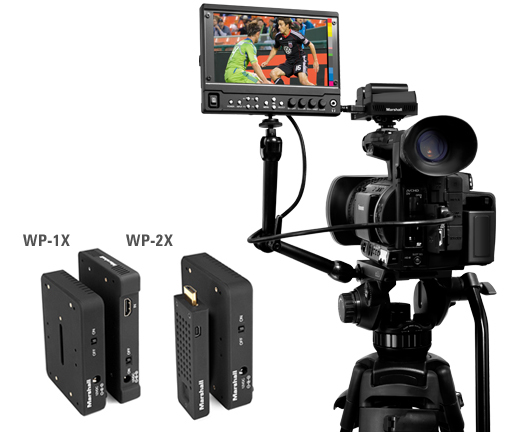 Professional Wireless Video Production Systems