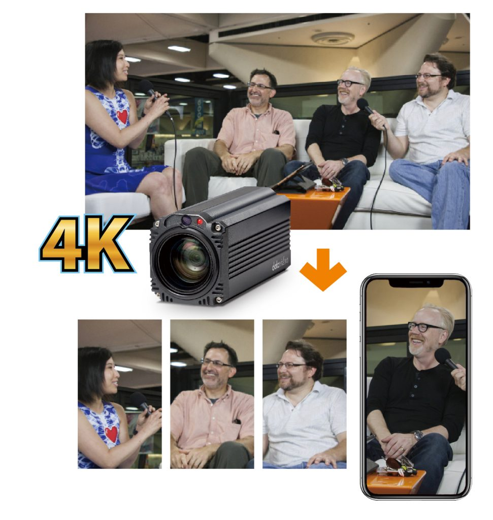 Buy New Datavideo DVK200 4K multichannel touchscreen from StreamPort Media professional distributor and authorized reseller of broadcast, audio video, digital cameras DSLR's PTZ network cameras and camcorders in Dubai UAE