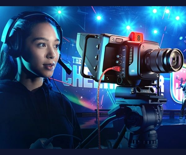 Blackmagic Design announces new Blackmagic Studio Cameras