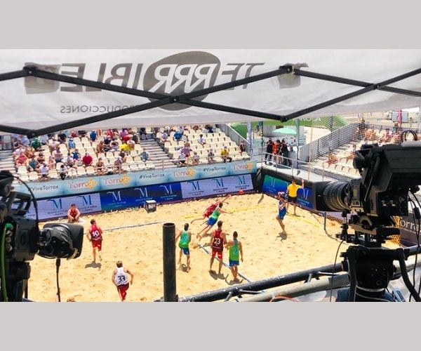 Spanish National Sports Streaming Powered by Blackmagic Design