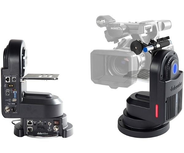 Datavideo launches upgraded Remote Camera Head