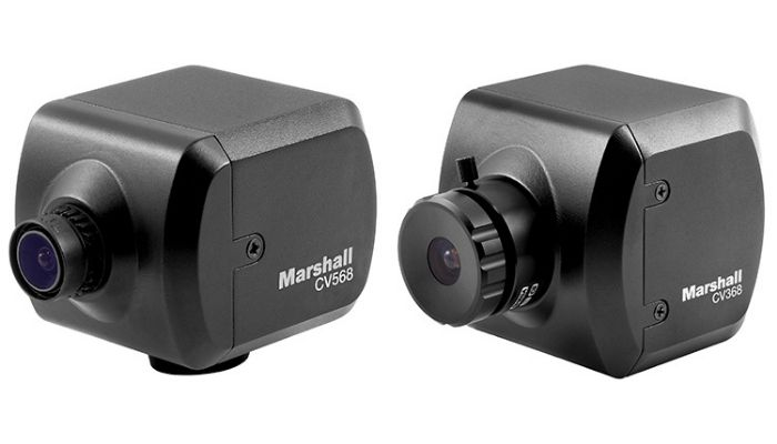 Marshall Launches New POV Global Shutter Cameras