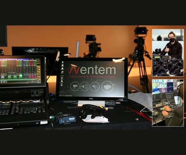 German Live Events Companies Deploy Clear-Com Solutions