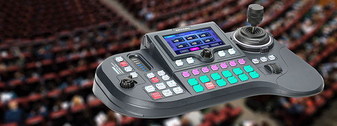 Datavideo Presents The New RMC-300A