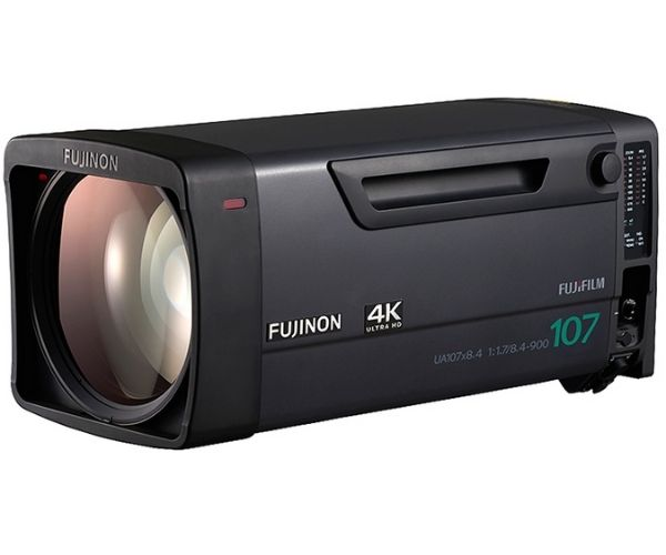 FUJIFILM launches new 4K Broadcast Lens and Zoom Rate Demand Unit