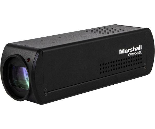 Marshall Intros New CV420-30X 12GSDI Camera