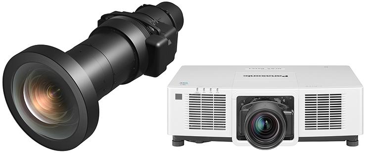 New Panasonic UST Zoom Lenses enable new Immersive Experiences
