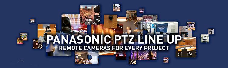 Panasonic Introduces Voice-Based PTZ Camera Control