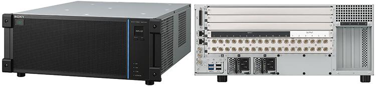 Sony announces new XVS-G1 Live Production switcher